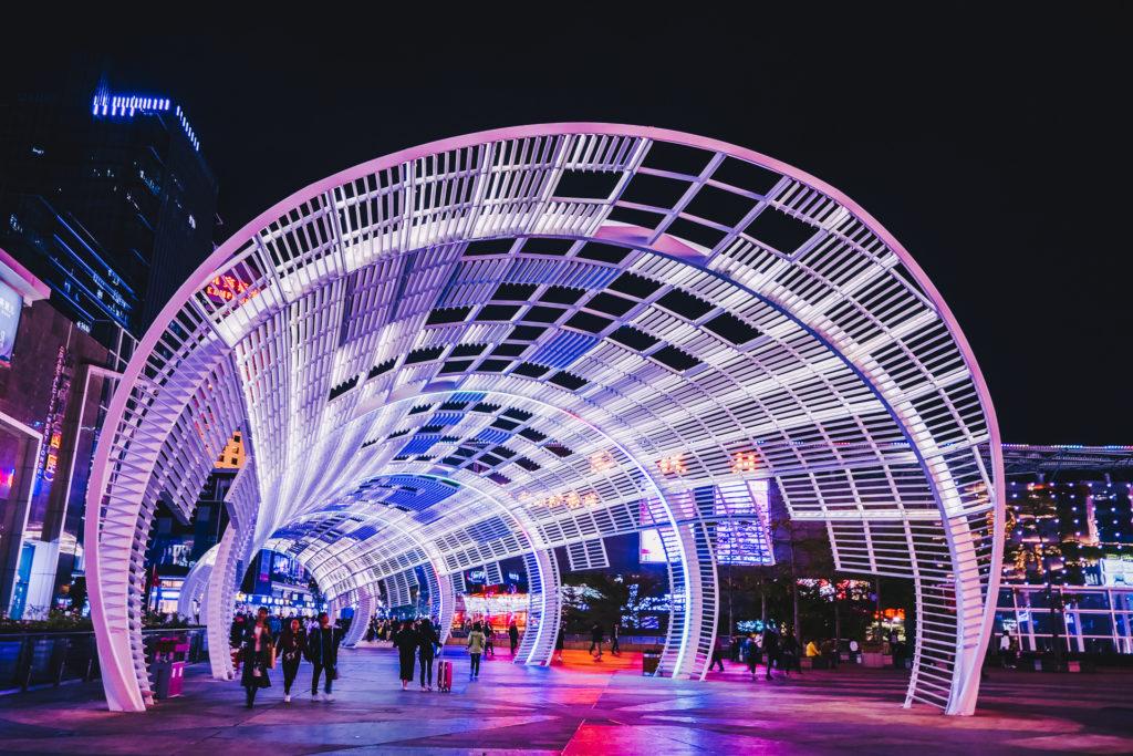Cyberpunk is not dead - czy miasta przyszłości już istnieją?