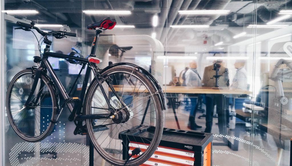 Otwarcie Nokia Garage
