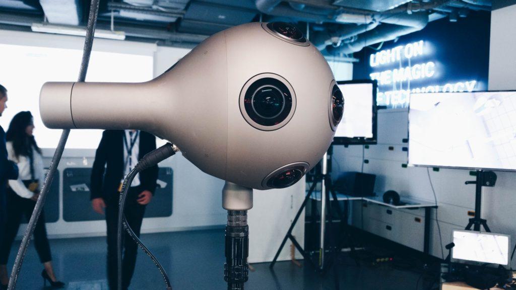 tu powstają innowacje - Nokia Garage