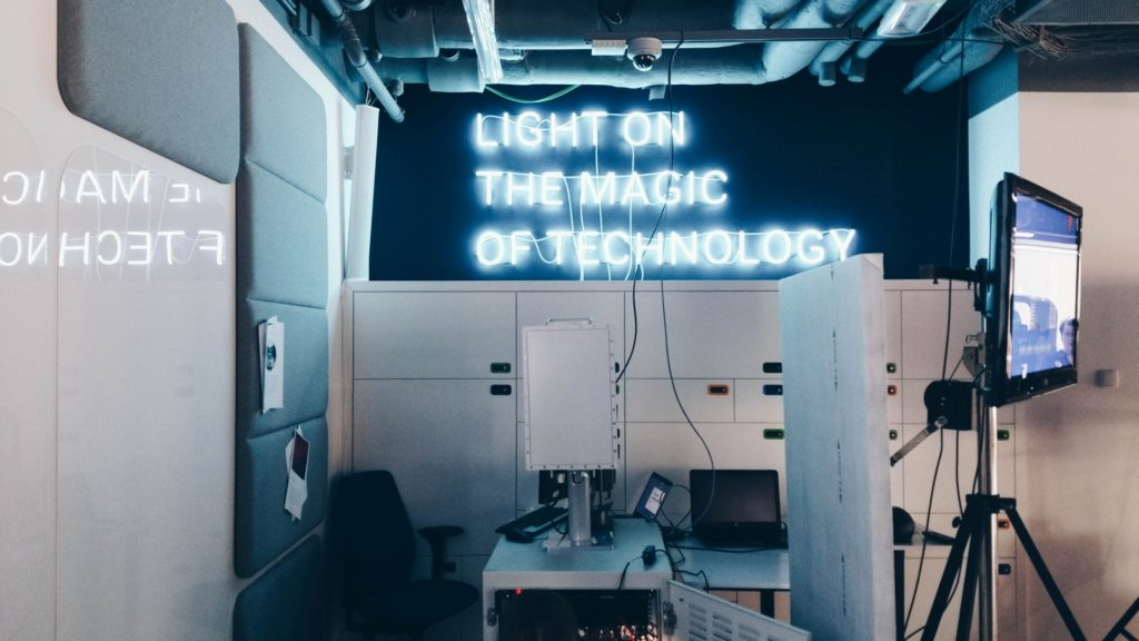 Light on the Magic of Technology