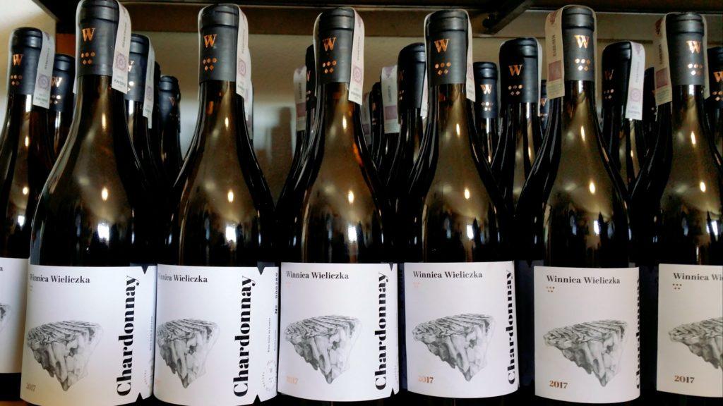 Chardonnay Wieliczka