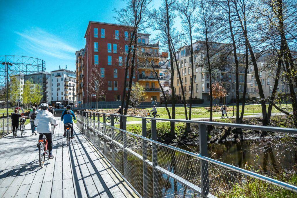 smart city Sztokholm